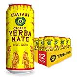 Buy Guayaki Yerba Mate online - 12 pack cans